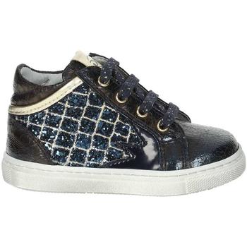 Schoenen Kinderen Hoge sneakers Nero Giardini A820530F Blauw