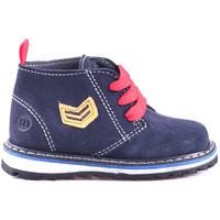 Schoenen Kinderen Laarzen Melania ME1032B8I.B Blauw