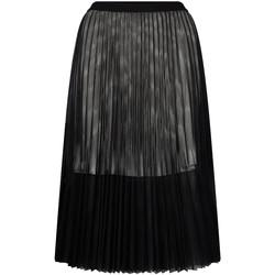 Textiel Dames Rokken Calvin Klein Jeans J20J212944 Zwart