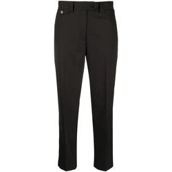 Textiel Dames Chino's Calvin Klein Jeans K20K201632 Zwart