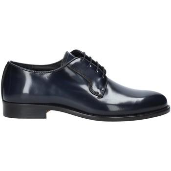 Schoenen Heren Derby Rogers 621 Blauw