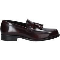 Schoenen Heren Mocassins Rogers 651 Rood