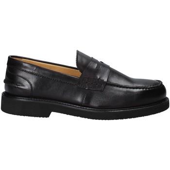 Schoenen Heren Mocassins Exton 9102/ Zwart