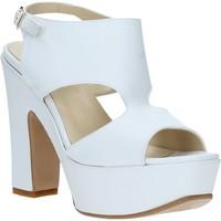 Schoenen Dames Sandalen / Open schoenen Grace Shoes TQ 102 Wit