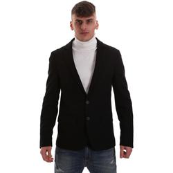 Textiel Heren Jasjes / Blazers Antony Morato MMJA00407 FA100130 Zwart