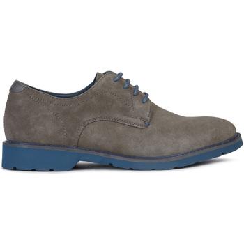 Schoenen Heren Derby Geox U94L9A 00022 Grijs