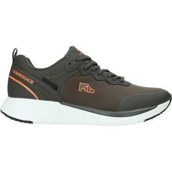 Schoenen Heren Lage sneakers Lumberjack SM76211 002 M17 Groen