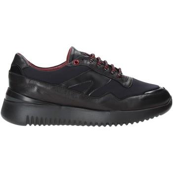 Schoenen Heren Lage sneakers Exton 335 Zwart