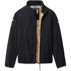 Textiel Heren Wind jackets Napapijri NP000ITI1761 Blauw