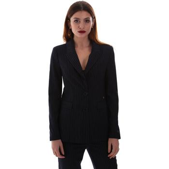 Textiel Dames Jasjes / Blazers Gaudi 921BD35027 Blauw