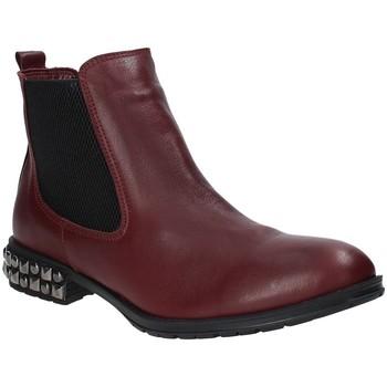 Schoenen Dames Enkellaarzen Bueno Shoes 9M3402 Rood