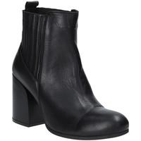 Schoenen Dames Enkellaarzen Bueno Shoes 9P4801 Zwart
