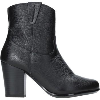 Schoenen Dames Enkellaarzen The Flexx E8012_02 Zwart