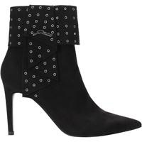 Schoenen Dames Enkellaarzen Gattinoni PINHE0927W Zwart