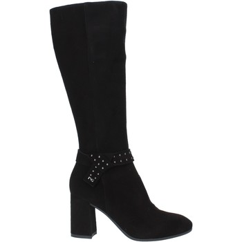Schoenen Dames Hoge laarzen NeroGiardini A909434DE Zwart