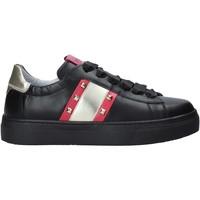 Schoenen Kinderen Lage sneakers NeroGiardini A931232F Zwart