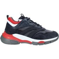 Schoenen Kinderen Lage sneakers NeroGiardini A933632M Blauw