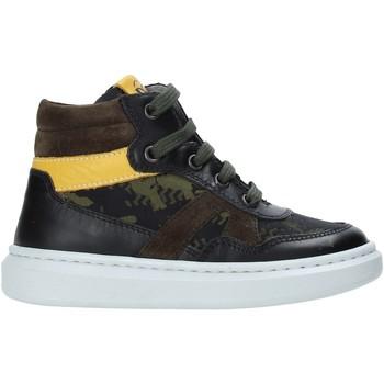 Schoenen Kinderen Hoge sneakers NeroGiardini A923711M Zwart