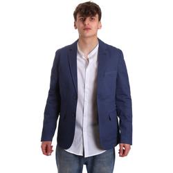 Textiel Heren Jasjes / Blazers Gaudi 011BU35025 Blauw