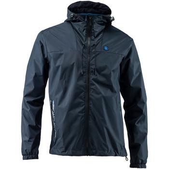 Textiel Heren Windjack Lumberjack CM79723 001 407 Blauw