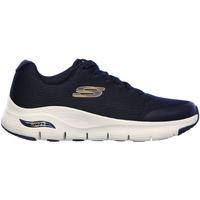 Schoenen Heren Lage sneakers Skechers 232040 Blauw