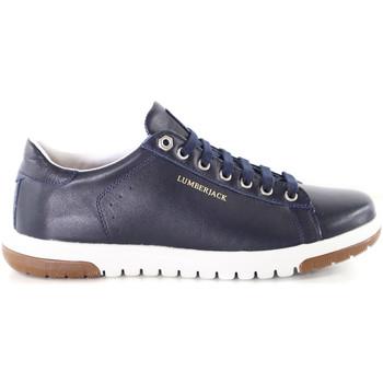 Schoenen Heren Lage sneakers Lumberjack SM88912 001 B38 Blauw