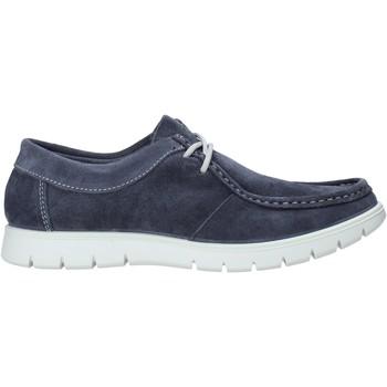 Schoenen Heren Mocassins IgI&CO 5115500 Blauw