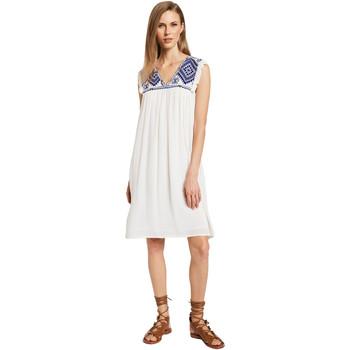 Textiel Dames Korte jurken Gaudi 011BD15007 Beige