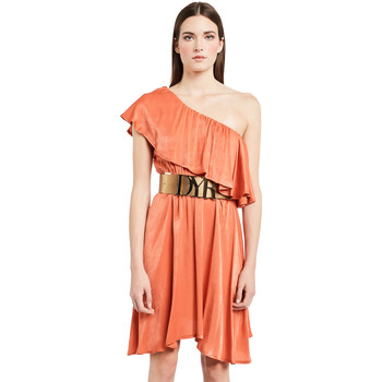 Textiel Dames Korte jurken Denny Rose 011ND15020 Oranje