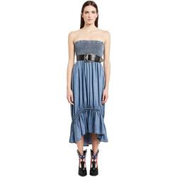 Textiel Dames Lange jurken Denny Rose 011ND16002 Blauw