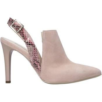 Schoenen Dames Espadrilles NeroGiardini E011063DE Roze