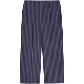Textiel Dames Korte broeken NeroGiardini E060151D Blauw