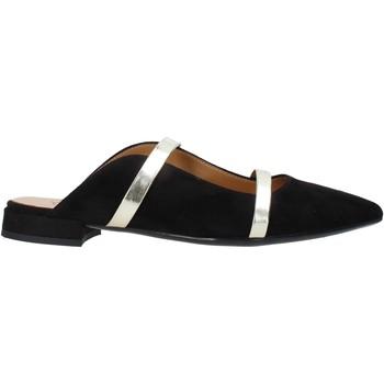Schoenen Dames Espadrilles Grace Shoes 521T041 Zwart