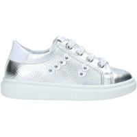 Schoenen Kinderen Lage sneakers NeroGiardini E021335F Zilver