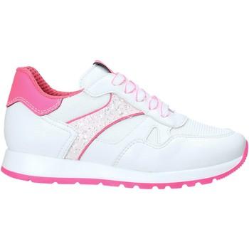 Schoenen Kinderen Lage sneakers NeroGiardini E031410F Wit
