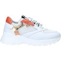 Schoenen Kinderen Lage sneakers NeroGiardini E031431F Wit