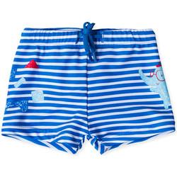 Textiel Kinderen Zwembroeken/ Zwemshorts Losan 017-4000AL Blauw