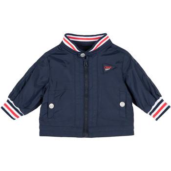 Textiel Kinderen Windjack Chicco 09087485000000 Blauw