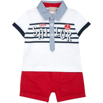 Textiel Kinderen Setjes Chicco 09076394000000 Wit