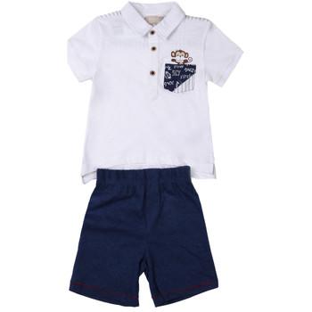 Textiel Kinderen Setjes Chicco 09076417000000 Blauw