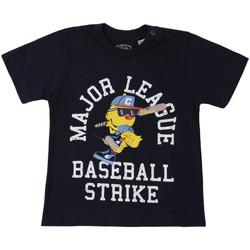 Textiel Kinderen T-shirts korte mouwen Chicco 09006918000000 Blauw