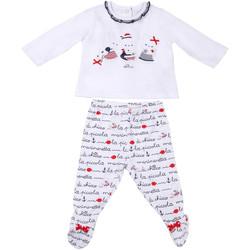 Textiel Kinderen Setjes Chicco 09076457000000 Wit
