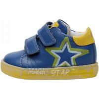 Schoenen Kinderen Lage sneakers Falcotto 2014647 01 Blauw