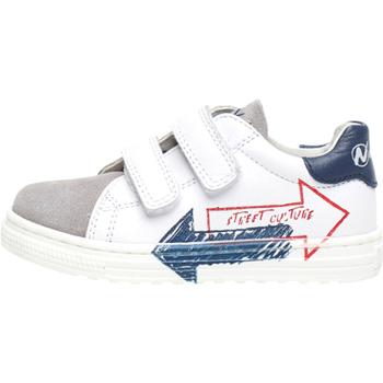 Schoenen Kinderen Lage sneakers Naturino 2014798 01 Wit
