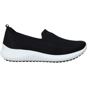Schoenen Dames Instappers IgI&CO 5162400 Zwart