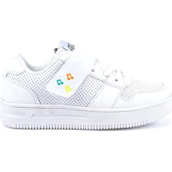 Schoenen Kinderen Lage sneakers Lumberjack SB81211 001 V66 Wit