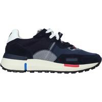 Schoenen Heren Lage sneakers Wrangler WM01121A Blauw