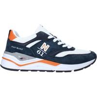 Schoenen Heren Lage sneakers Navigare NAM015260 Blauw