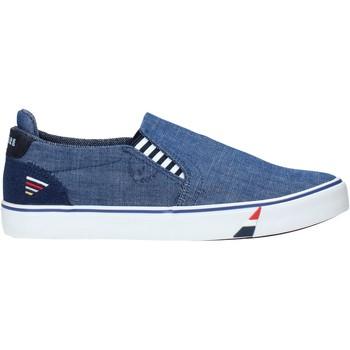 Schoenen Heren Instappers Navigare NAM010006 Blauw