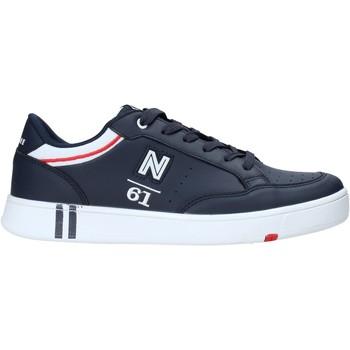 Schoenen Heren Lage sneakers Navigare NAM018110 Blauw